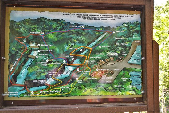 Bushkill Falls_Sanju-9