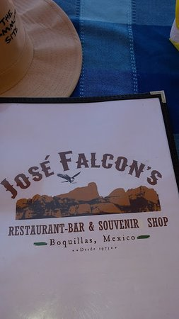 One of two restaurants in the town. Try the other restaurant IF you go.