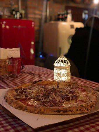 Otto e Mezzo Pizza Verace: Pizza Antica