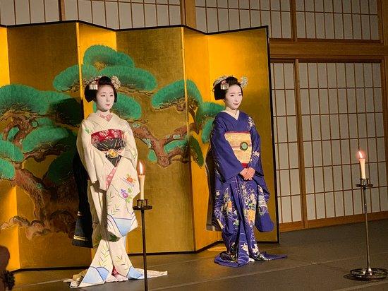 Maiko Performance with Kaiseki Dinner in Kyoto – kuva