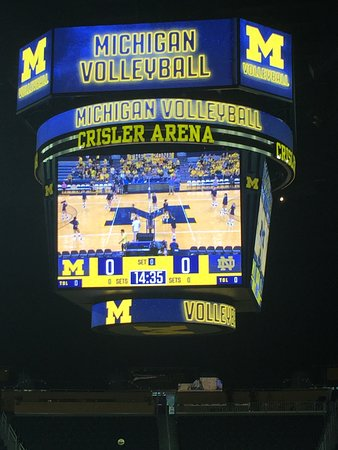 Crisler Center Ann Arbor All You Need To Know Before You