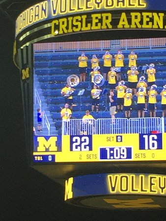 Crisler Center Ann Arbor 2019 All You Need To Know