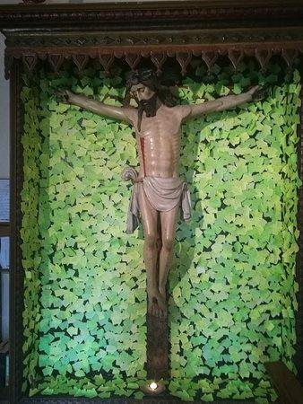 Crucificado.