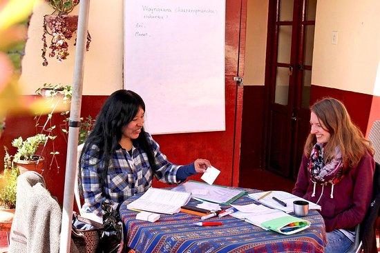 ACUPARI Language School Cusco, Peru