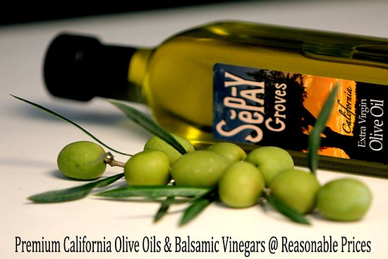 Benicia, CA: Premium California Olive Oils & Balsamic Vinegars @ Reasonable Prices