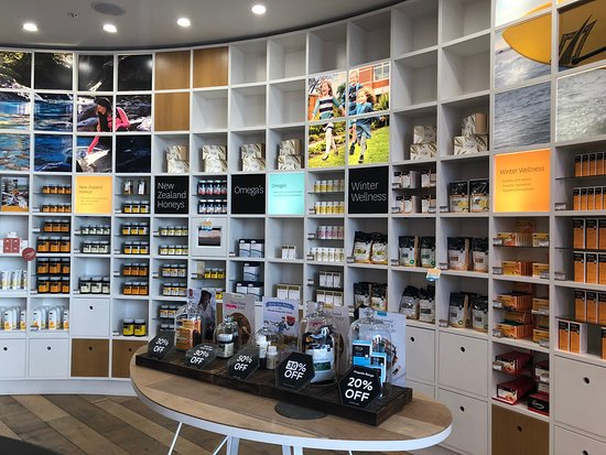 Comvita Auckland Store