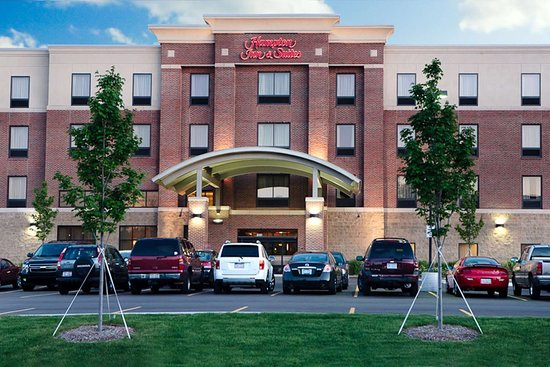 Hampton Inn Suites Detroit Canton Updated 2019 Prices