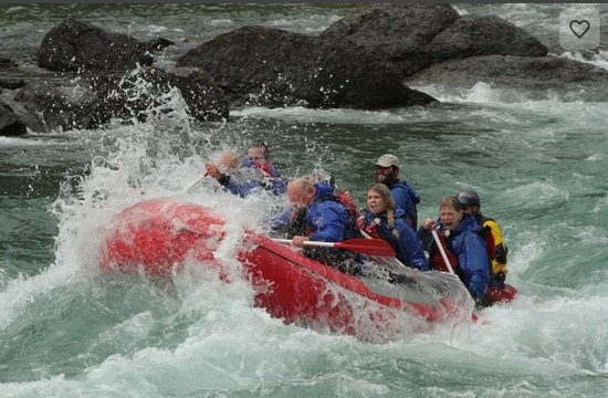 Great Northern rafting experience
