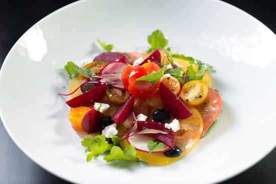 Tomato Beet Salad