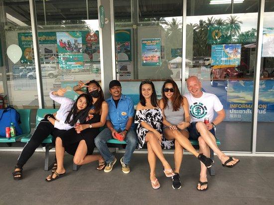 写真タイのサムイ島ネットワーク枚