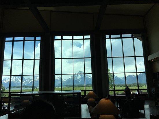 Mount Teton view