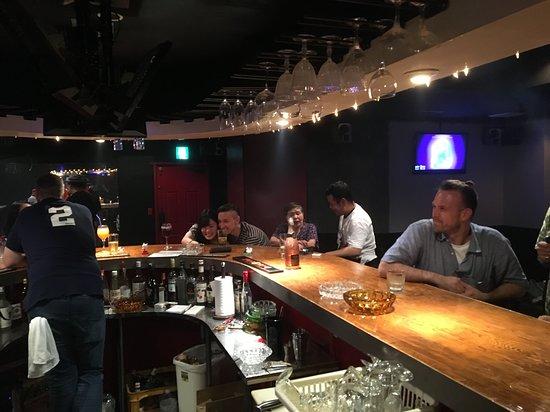 International Bar Detour