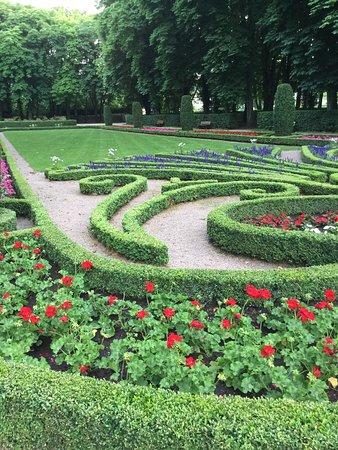 Municipal gardens