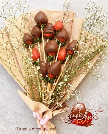 Straberries Bouquet