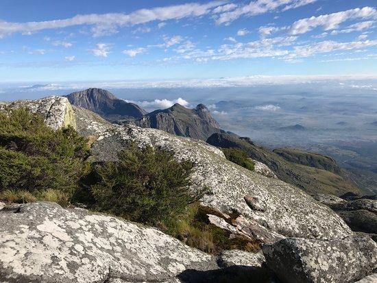 View from Sapitwa Peak