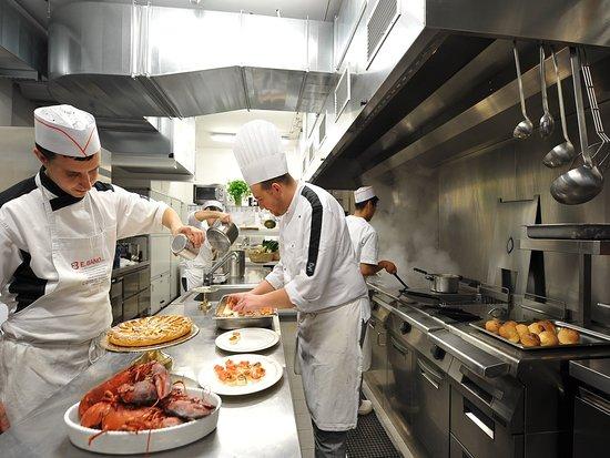 Hotel Ai Reali : Restaurant