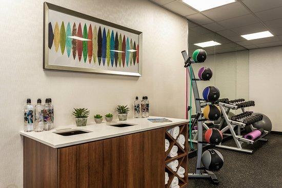 SpringHill Suites Austin Northwest/The Domain Area: Recreation