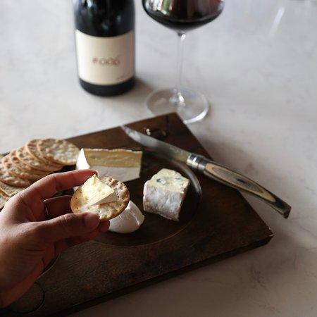NSW cheese platter