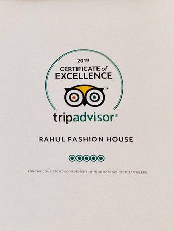 Rahul Fashion Custom Tailor