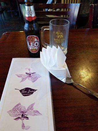 Fancy napkins
