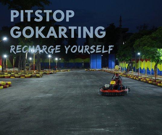 Pitstop Gokarting