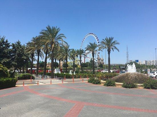 衛城海灘飯店照片