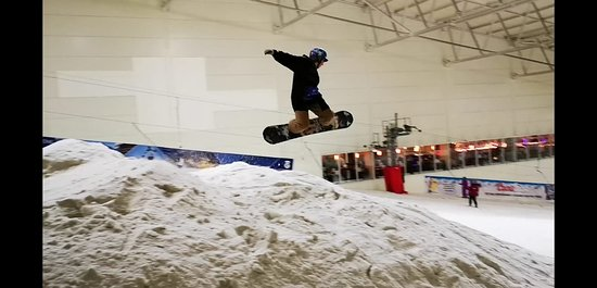 Various pics of Snow Factor from over the last few years