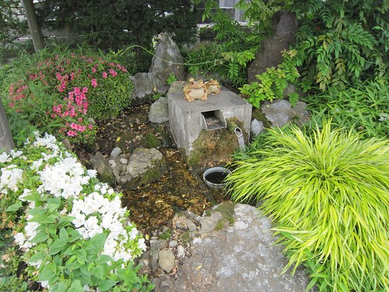 Myosho-ji Temple: 6湧水