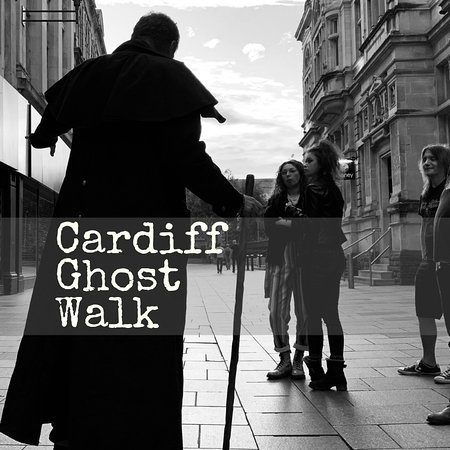 ‪The Cardiff Ghost Walk‬