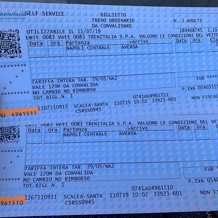 Convalida biglietto treno online dating