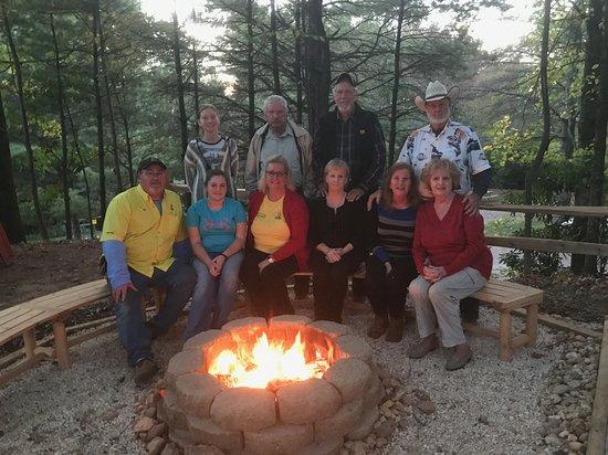 Dave & Angie Bower Owners/Operators – Foto de Fancy Gap / Blue Ridge Parkway KOA, Fancy Gap - Tripadvisor