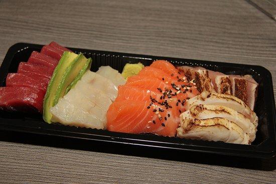 Combinat de sashimi /Combinado de sashimi