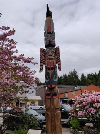 Chief Kyan Totem Pole Ketchikan 2019 All You Need To