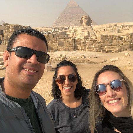 Egito Guia Hassan Ebrahim