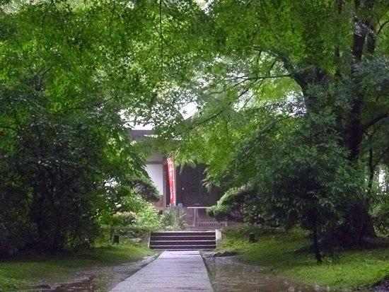 Chuson-ji Temple Daichojuin