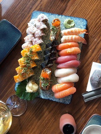Sticks'n'Sushi: sushi set