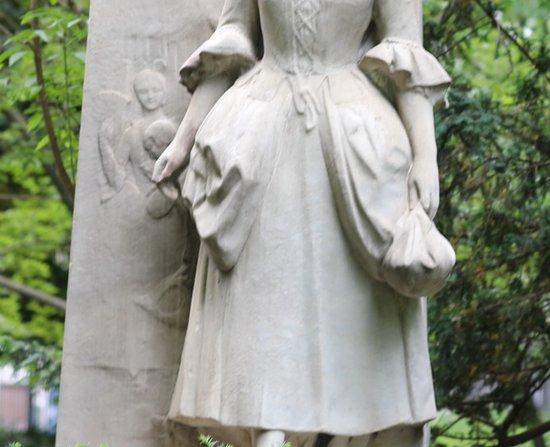 Monument à Jules Massenet