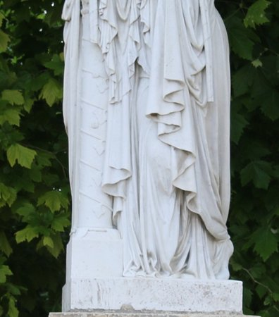 Statue de Sainte Clothilde