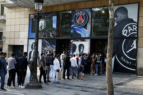 PSG Stores