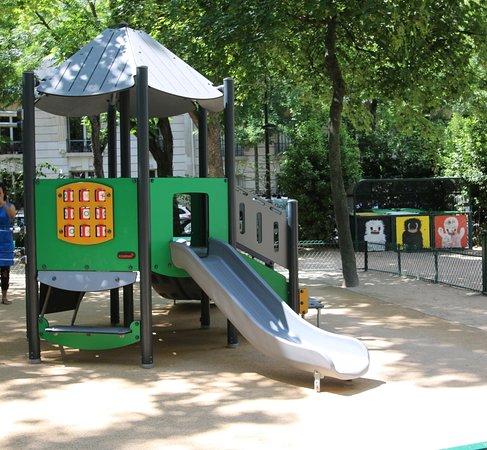 Square Georges-Lamarque