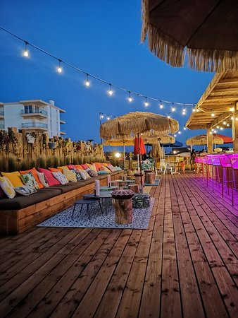 Terrasse Le Rooftop
