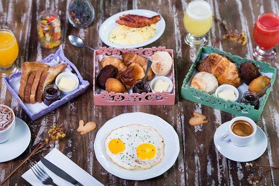 Café da Manhã Provençal 3 Combos Vite, Matin e Plus