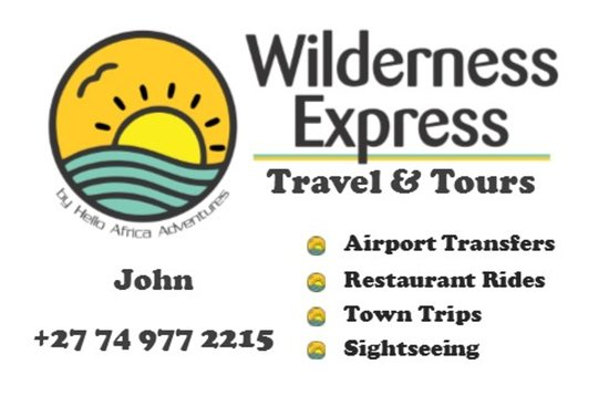 Wilderness Express Taxi, Shuttles & Tours