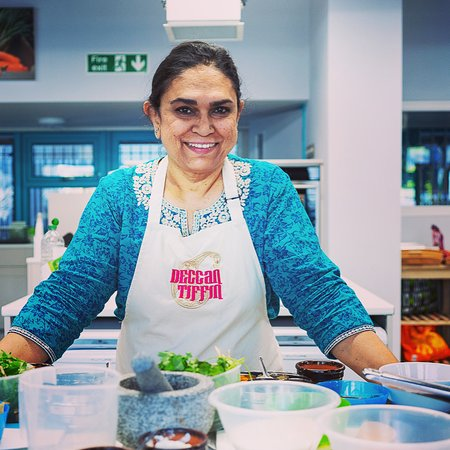 Priya Deshingkar, our North Indian chef