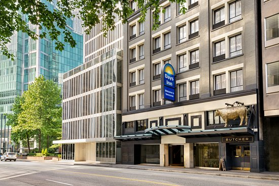 Days Inn by Wyndham Vancouver Downtown Hotel