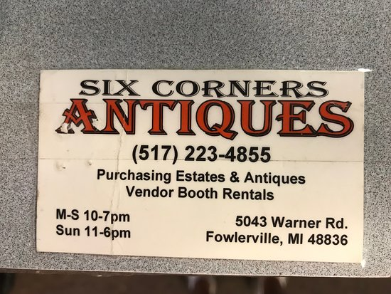 Six Corners Antique
