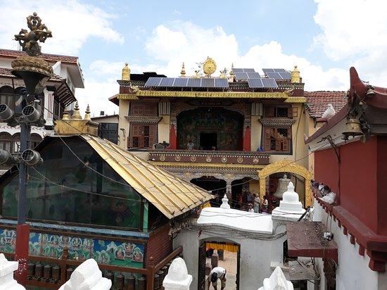 Eve Holidays: Monastery at Boudha