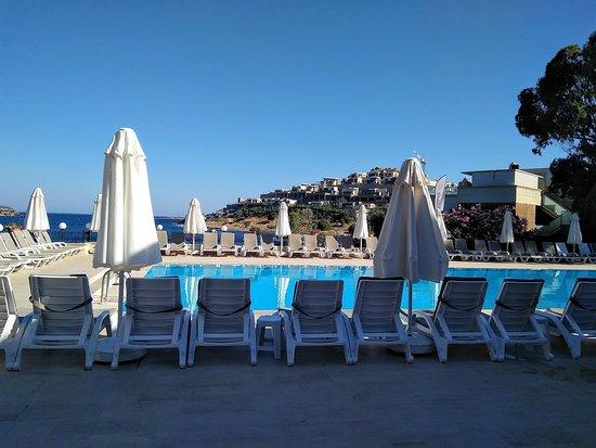 Почти Греция. Отдых в Ялыкаваке, Бодрум, Турция.