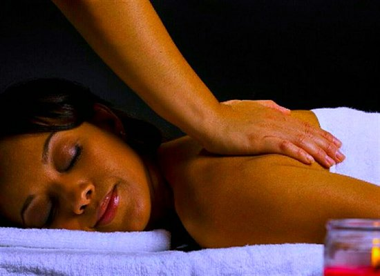 Jane's Haven Beauty Spa: Are you stressed? get a massage to take the stress off your shoulder. Visit us at Jane's Haven Beauty Spa for a body work.