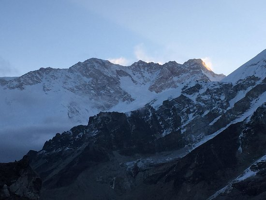 Taplejung, เนปาล: Mt. Kanchanjanga